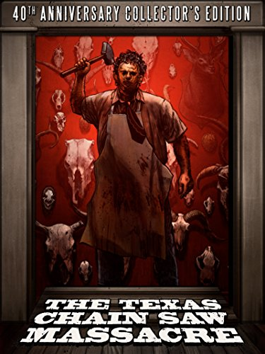 (The Texas Chain Saw Massacre: 40th Anniversary Collector's Edition [Blu-ray/DVD)