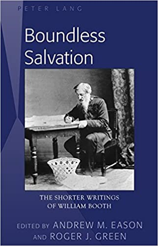 Book Boundless Salvation: The Shorter Writings of William Booth