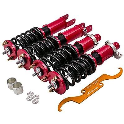 Coilovers for Honda Civic 1996-2000/Integra 94-01 Suspension Spring Lower Strut Shock Absorber Adjustable Height: Automotive