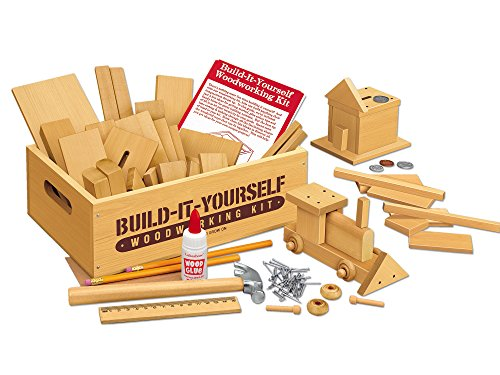 Bestselling Craft Wood Kits
