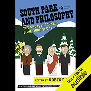 South Park and Philosophy Hörbuch
