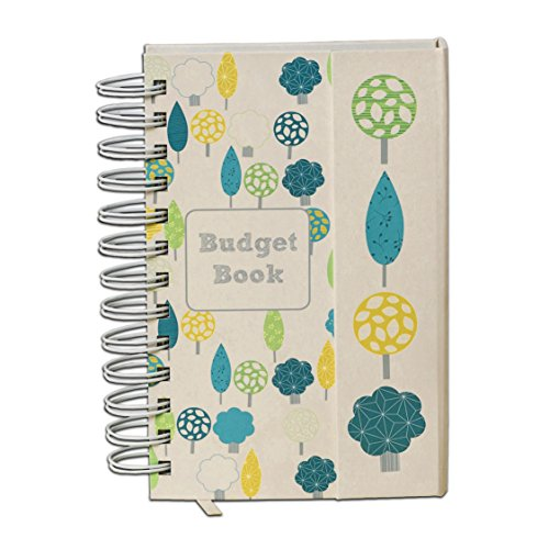 Organized Mom Budget Book Monthly bill organizer. Bill tracker. Budget journal.