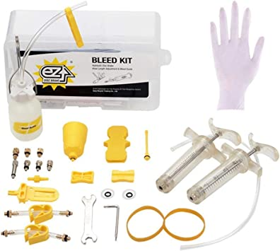 Outtybrave Herramienta de reparación de frenos de bicicleta, kit ...