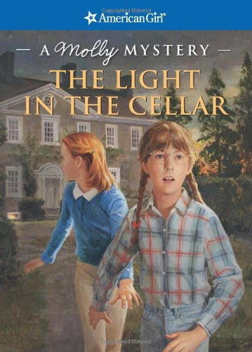 Download The Light in the Cellar: A Molly Mystery (American Girl Mysteries) PDF