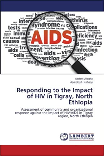 Book Responding to the Impact of HIV in Tigray, North Ethiopia