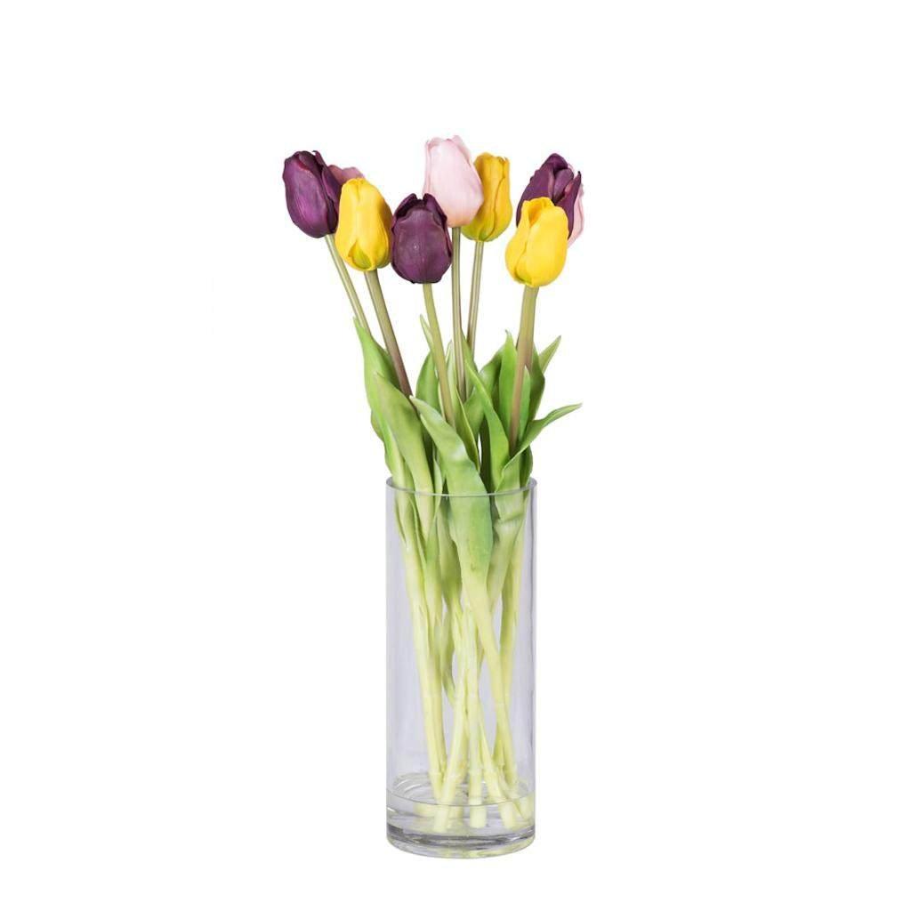 Vickerman F12219 Mixed Tulip Everyday Floral