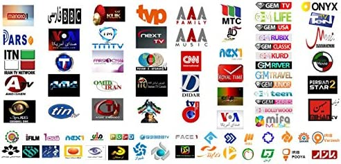 Amazon com: Iranian TV BOX - Watch all Persian Channels for
