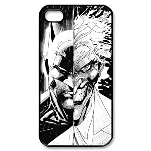 Batman Joker Apple iPhone 4 4s Case Durable Hard Plastic iPhone 4 4s Case E05 Kimberly Kurzendoerfer