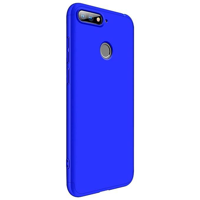 JEPER Funda Huawei Honor 8 360° Protectora 3-en-1 PC Ultra Delgado Choque Absorción Anti-Arañazos Case Carcasa para Honor 8 5.2 Pulgada Caso Estuche ...