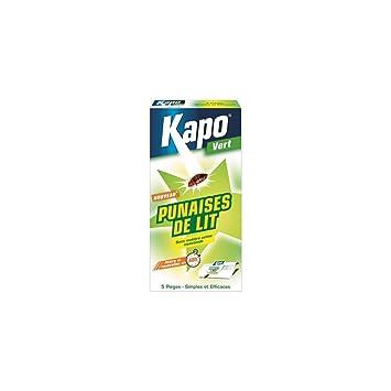 Piege Punaise De Lit X5 - Kapo: Amazon.Fr: Hygiène Et Soins Du Corps