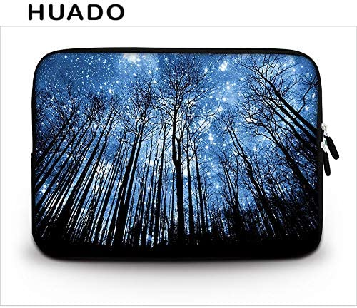 Waterproof Laptop Sleeve For 17 12 13 14 15 15.6 Notebook Bag Protective Case For Mac Air 13.3//Mi Pro 15.6//Lenovo//Asus Clear 10 inch