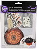 Wilton 415-0382 Halloween Baking Cup Decorating Kit with Sprinkles