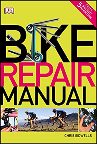 Bike Repair Manual (Dk)