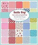 Me and My Sister Designs Badda Bing Jelly Roll 40