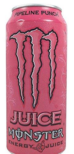 (8 Pack - Monster Energy - Pipeline Punch -)