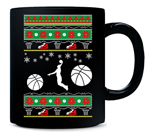 Ugly Christmas sweater Basketball