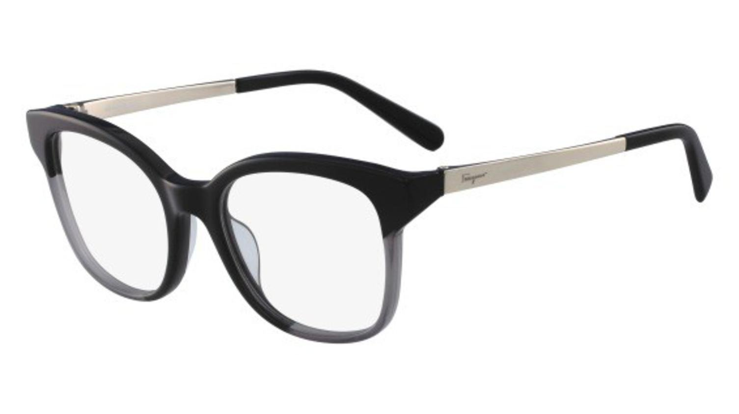 Eyeglasses FERRAGAMO SF 2776 013 BLACK/GREY