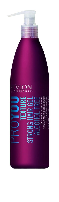 REVLON PROYOU TEXTURE strong gel 350 ml Universal Beauty Market 8432225047591 7206816-350ml