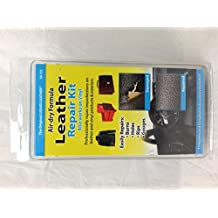 Quick 20 Leather & Vinyl Repair Kit: Mends Tears, Cuts, Holes & Burns - Furniture, Sofa, Couch, Car, Luggage, Rv & More.