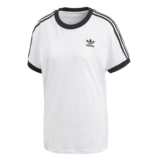 purchase cheap price reduced promo code adidas Damen 3-Streifen T-Shirt