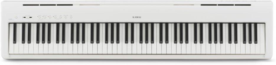 Pianos digitales Kawai ES100 blanco teclado Digital portátil ...