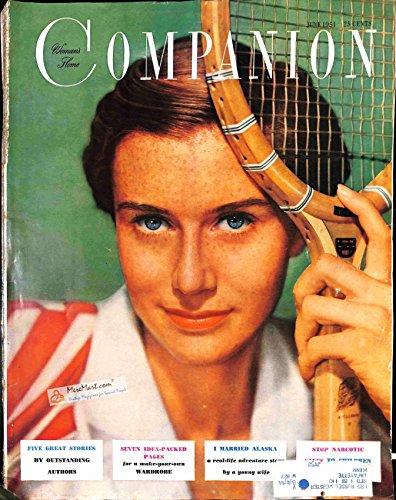 WOMAN'S HOME COMPANION (JUNE 1951) Magazine, Volume LXXVIII, No. 6