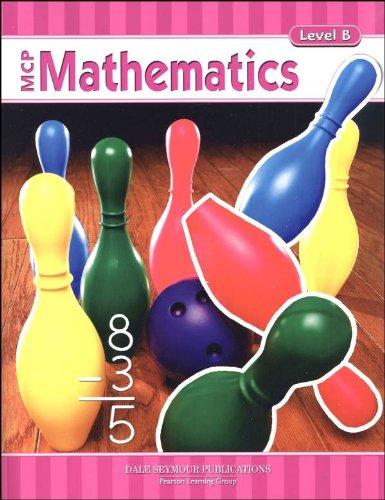 MCP Mathematics,   Level B, Student Edition