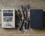 Activated Charcoal, Bamboo Charcoal Vegan Bar Soap. 100% All-Natural Handmade.