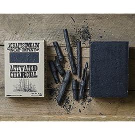 Activated-Charcoal-Bamboo-Charcoal-Vegan-Bar-Soap-100-All-Natural-Handmade