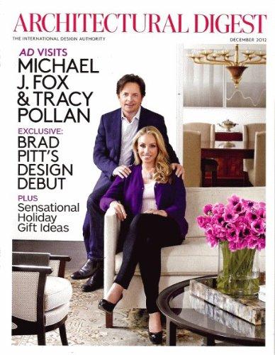 Read Online Architectural Digest Magazine (December, 2012) PDF