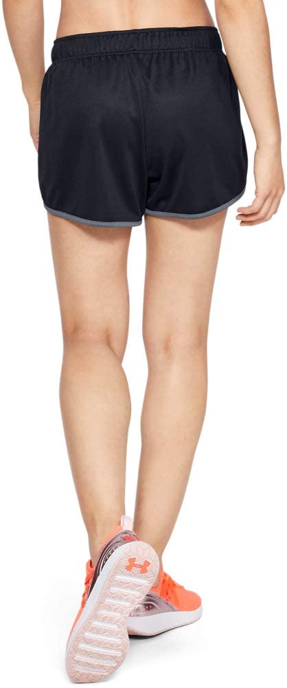 Under Armour Tech Mesh 3 Inch Corto Mujer