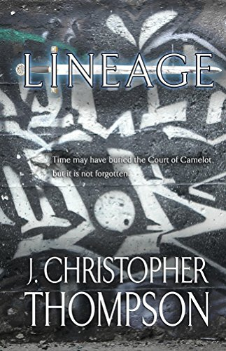 Lineage (The Lineage Saga Book 1) by [Thompson, J. Christopher]