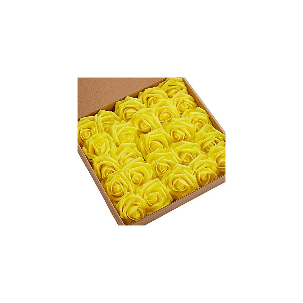 NT-NIETING-25pcs-Artificial-Flower-Roses-for-Decoration
