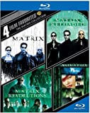 4 Film Favorites: The Matrix Collection (BD) [Blu-ray] by Warner Home Video