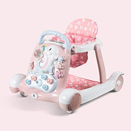 Mai Dou Andador para Bebés | Coche De Juguete Plegable ...