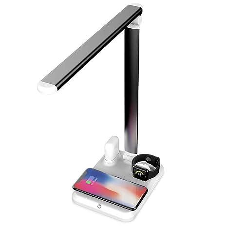 Mesigu Lámpara de Escritorio del LED con el Cargador ...