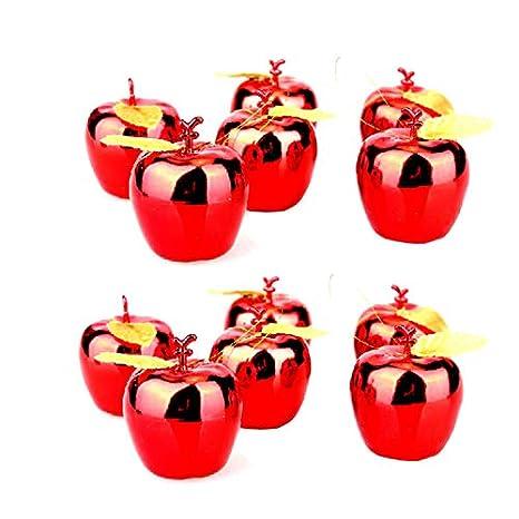 Fenêtres Portes Ornements Size 12 Milnut De Pommes Et Noël 4cm 4cm QBeodrCWx
