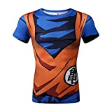 Bolany-Dragon-Ball-Z-Kuririn-3D-Shirts-Cosplay-Casual-Fitness-Tees-T-Shirt