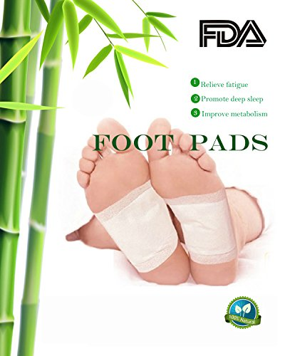 Foot Pads & Foot Patches Aromatherapy -Sleep Better, Premium FDA Approved & All Natural 2 in 1,20pcs … Aromatherapy Patches