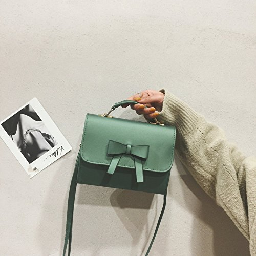 green Oblique Kaka ZHANGJIA Portée Barre Lady Une De zFw0wqO