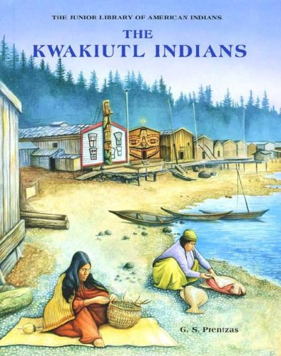 The Kwakiutl (Indian Jrs.) (Junior Library of American Indians ...