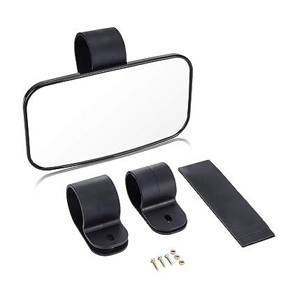 Utv Rear View Mirror >> Amazon Com Rear View Mirror For Utv Issyzone High Definition