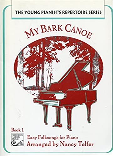 first folk songs fun repertoire for beginner pianists
