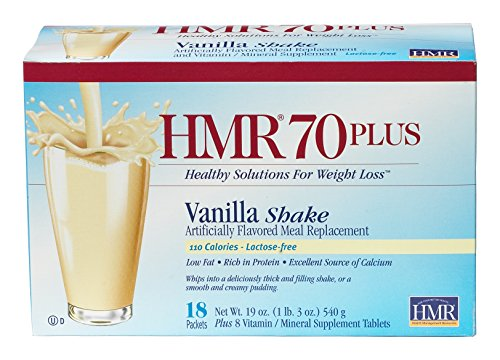 HMR Vanilla Shake Single Serve Packets product image