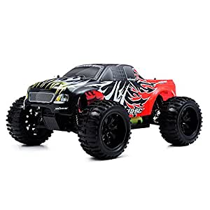 1/10 2.4Ghz Exceed RC Electric Infinitive EP RTR Off Road Truck Sava Red