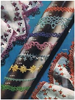 hankerchief pattern tatting patterns edging tatted single amazon princess kindle ebooks edition