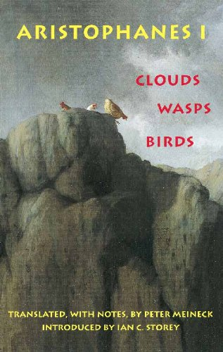Aristophanes 1: Clouds, Wasps, Birds (Hackett Classics)