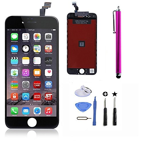 iphone 4 front glass digitizer - 5