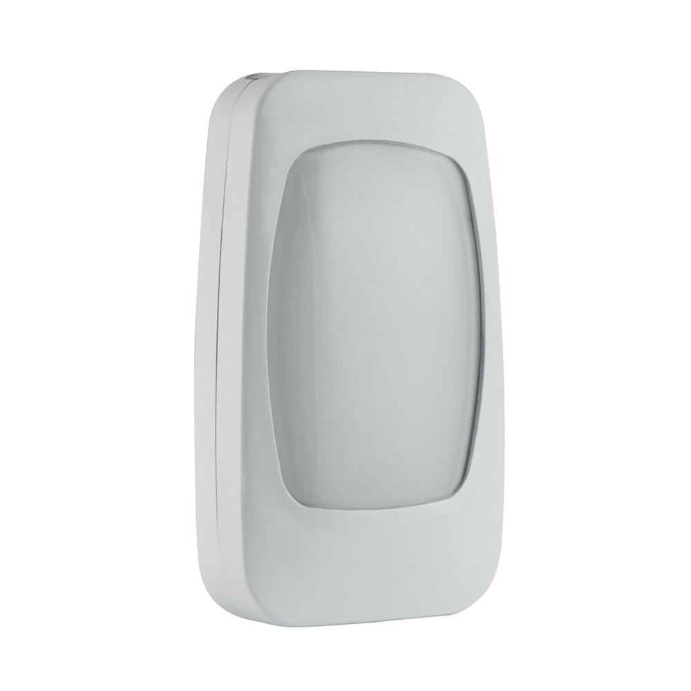 Energizer 4-in-1 LED Power Failure Night Light, Plug-In, Light Sensing, Auto On/Off, Foldable Plug, 40 Lumens, Soft White Light, Emergency Flashlight, Tabletop Light, Glossy White Finish, 38511