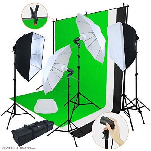 Lighting A Green Screen With Led Lights